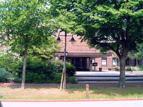 Das Rathaus von Schortens