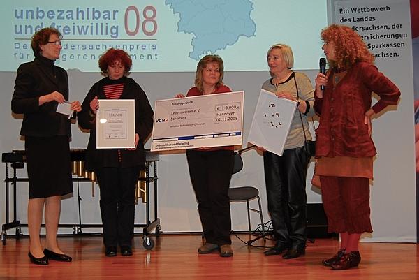Niedersachsenpreis 2008