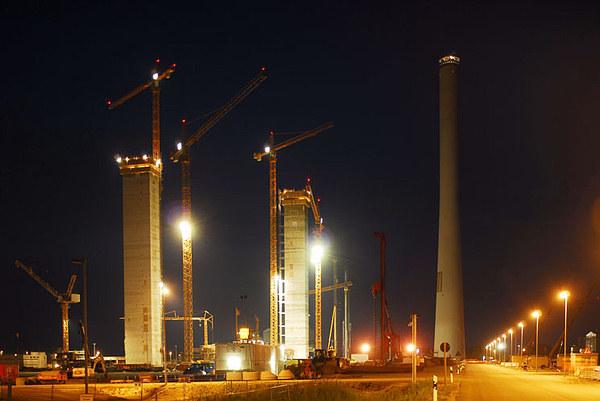 GDF-SUEZ Kohlekraftwerk WHV